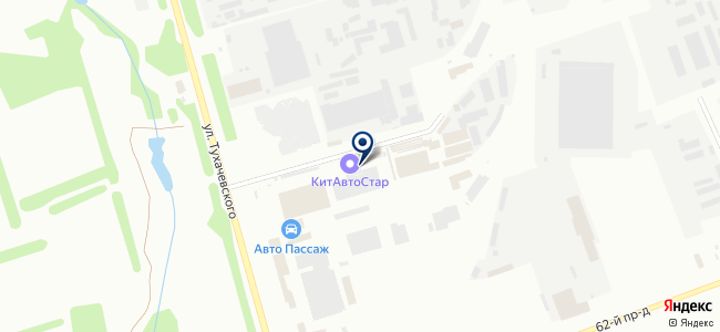 Компания Пальмира, ООО на карте