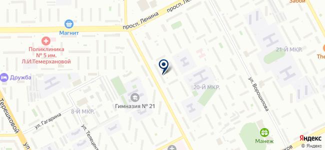 РадиоСервис на карте