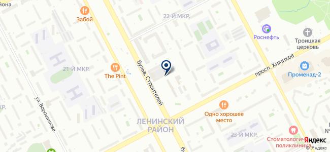 Евроклимат К, ООО на карте