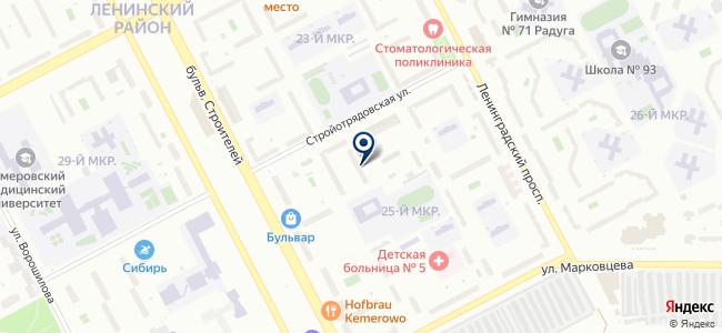 Авента, ООО на карте