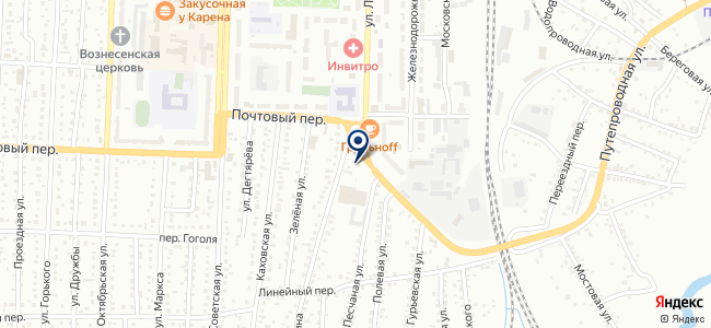 ТехноДача на карте