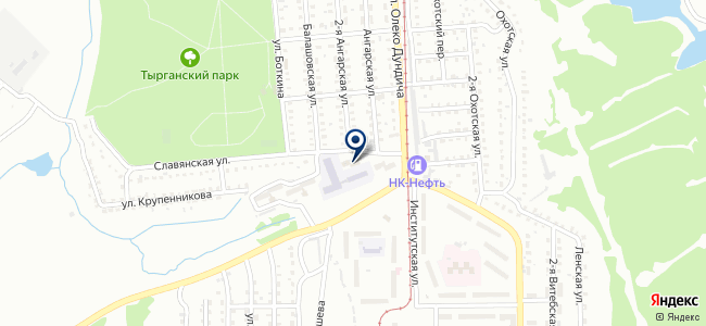 Центр автосигнализации, автозвука и автоэлектроники на карте