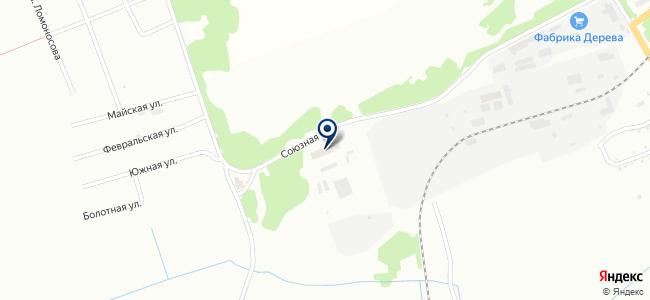 Киселёвский калориферный завод, ООО на карте