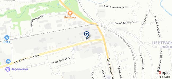 Аудиторская энерго-сервисная компания, ООО на карте