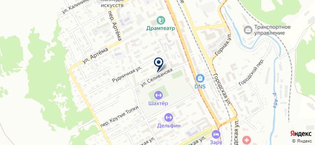Забей на карте