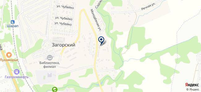 Будаков А.А., ИП на карте