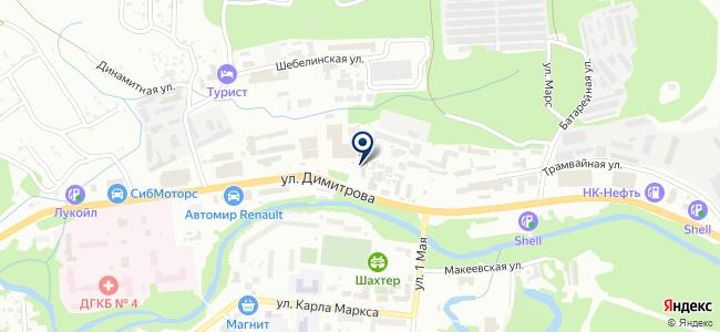 РусАвто, ООО на карте