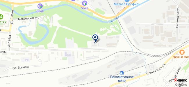 Формат, ООО на карте