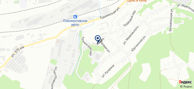 АК СТИМУЛ на карте