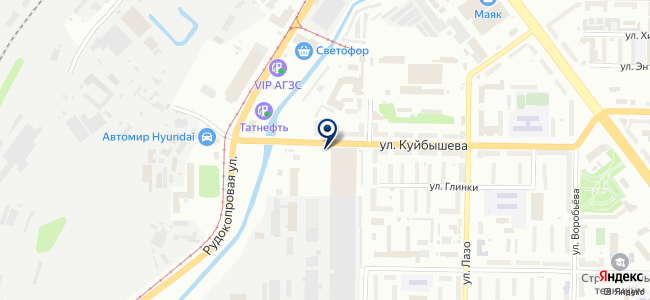 Хамахер-Электротехника, ООО на карте