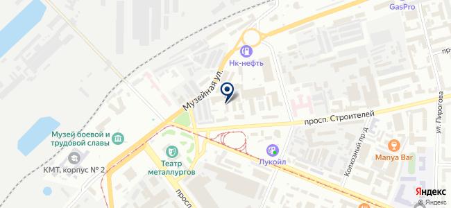 Эдисон, ООО на карте