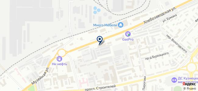 ВСЁ ДЛЯ СВАРКИ, ООО на карте