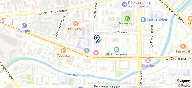 ГеоМарк, ООО на карте