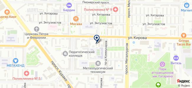 ТЕХНОКРЫЛЬЯ, ООО на карте