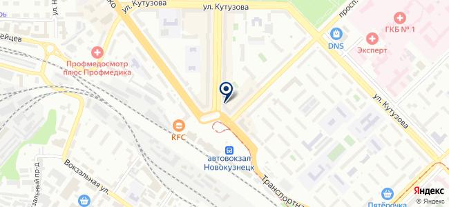 Альянс-НК, ООО на карте