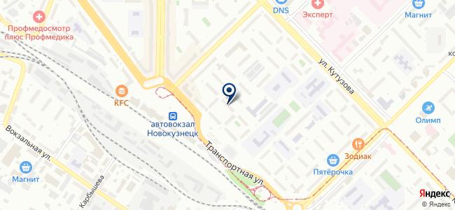 Прок, ООО на карте
