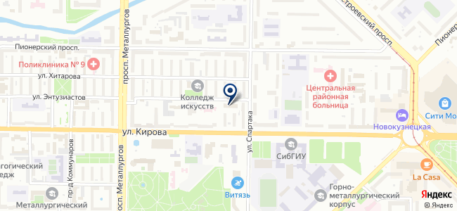 Дом сервис, ООО на карте