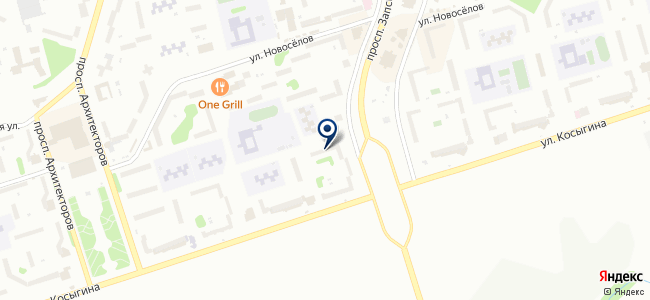 ААРОН на карте