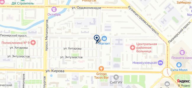 САНТЕХ СЕРВИС на карте
