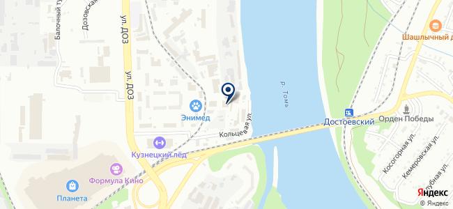 Промстройэлектро, ООО на карте