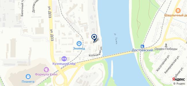 Тепло и вода на карте