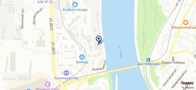 СП-Сервис, ООО на карте
