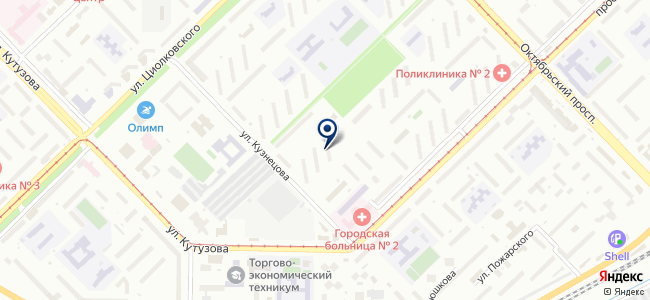 Алтайгидромаш, ООО на карте