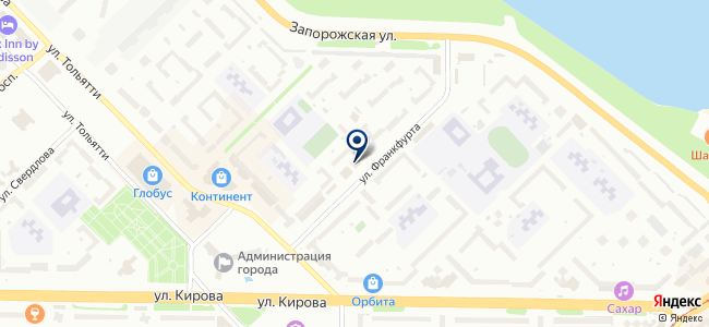 КузбассКабельТрейд на карте