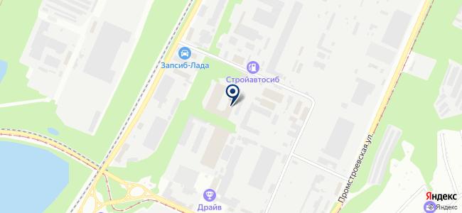 СибРемСтрой, ООО на карте