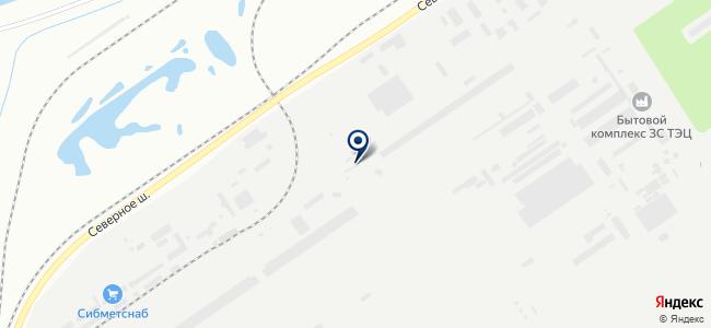 Авто Север на карте