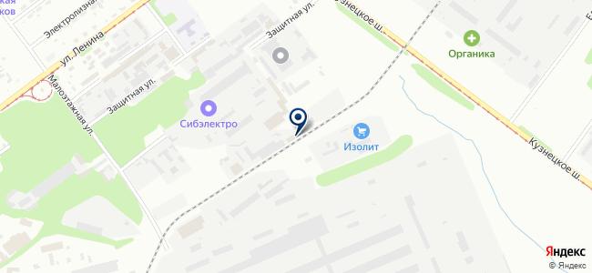 Новолюкс, ООО на карте