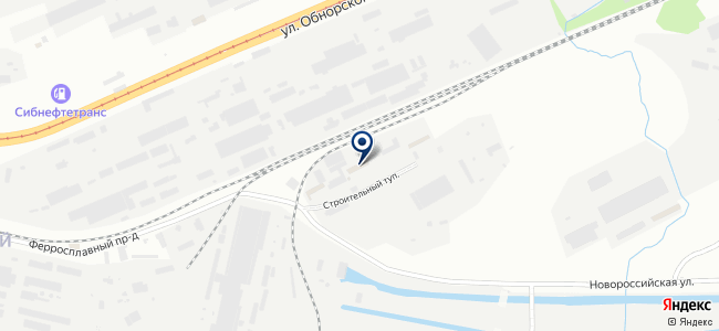 Кронос, ООО на карте