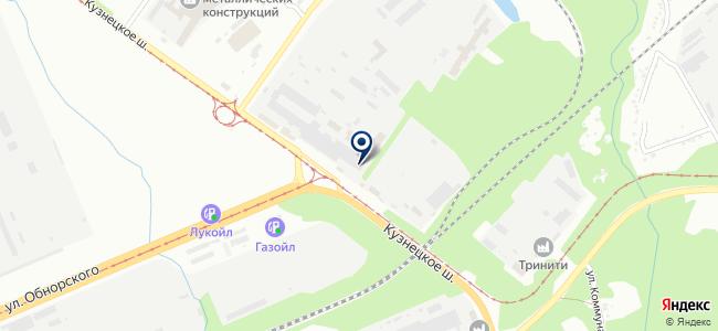 Адитон, ООО на карте