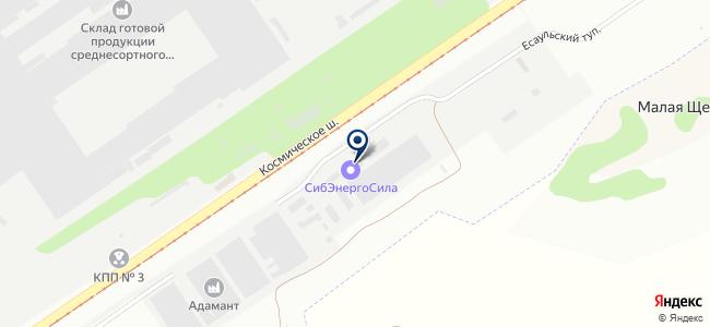 ЭлектроТехСервис, ООО на карте