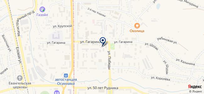 ТехноМаркет, ООО на карте
