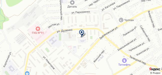 ОЛЬДАМ-Сибирь, ООО на карте