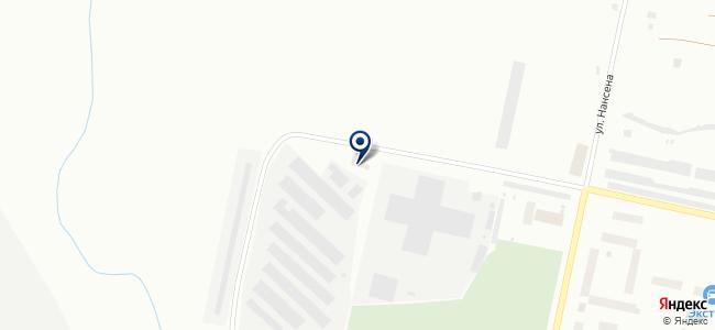 Водолей, ООО на карте