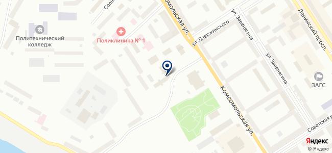 Мастерок, магазин отделочных материалов на карте