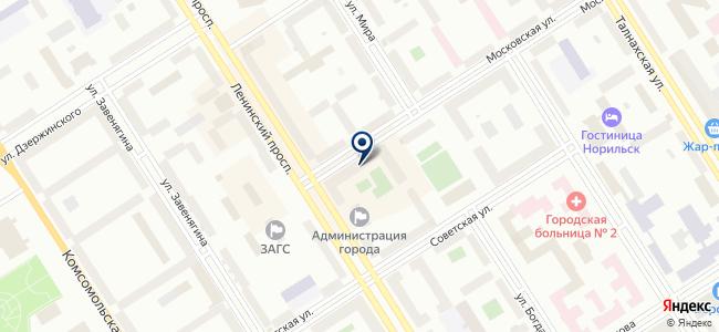 Стройсантехсервис, ООО на карте