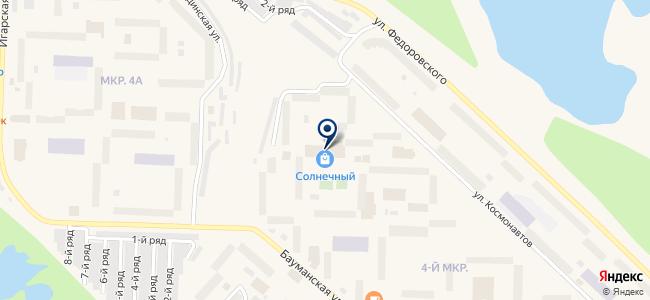 Строй Дом, магазин товаров для ремонта на карте