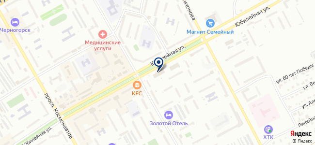 Бригадир, магазин инструмента на карте