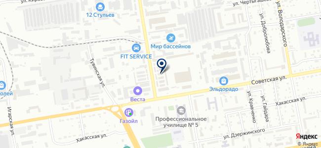 PROсвет на карте