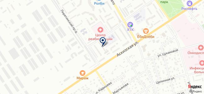 Обои-центр на карте