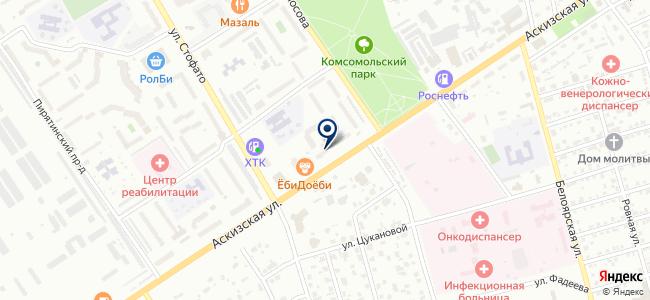 Электротовары, ООО на карте
