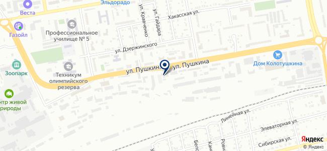 Энергомаркет, ООО на карте