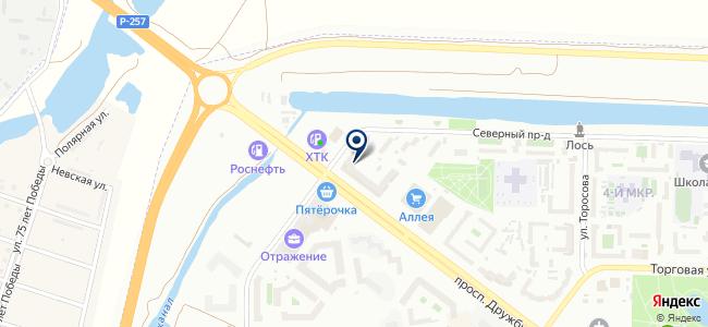 АртСвет на карте