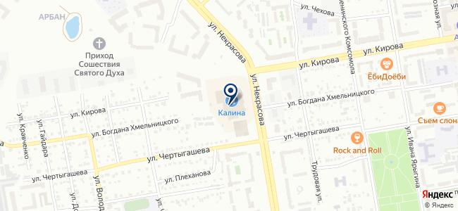 БухИнфоСервис, ООО на карте