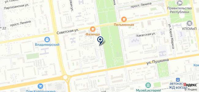 Магазин электротехники на ул. Ленинского Комсомола, 13 на карте