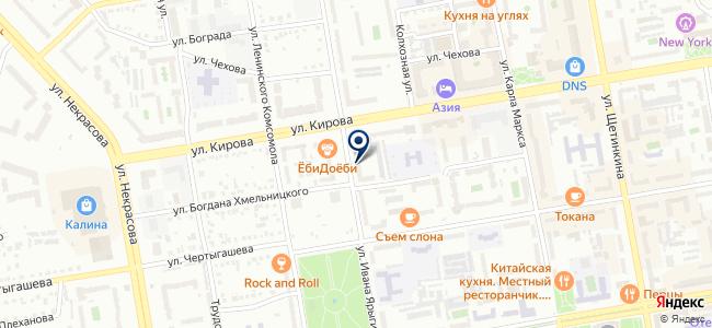 Киасофт, ООО на карте