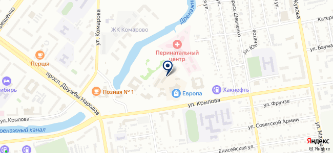 Бизнес Форум, ООО на карте